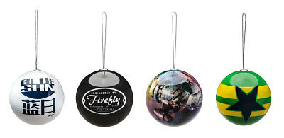 Firefly 4 Pack Ornament Set
