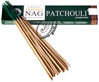 Golden Nag Patchouli 15 Gram Pack - 3050