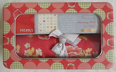 Moda MINI QUILT KIT ~ FRIVOL 6 ~ STRAWBERRY FIELDS REVISITED ~ by Fig Tree