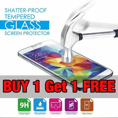 Screen Protector for Samsung Galaxy S5 - Tempered Glass