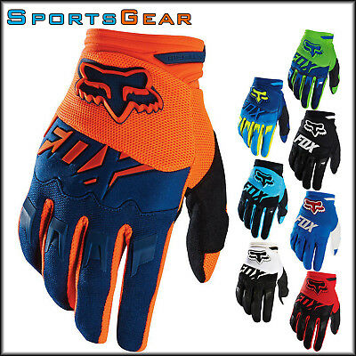 2017 Fox Racing Dirtpaw Race Mens Off Road Dirt Bike Motocross Gloves