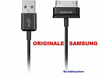 Cavo Usb Originale Samsung Dati Pc Per Galaxy Note Gt N8000 N8010 Cavetto Carica