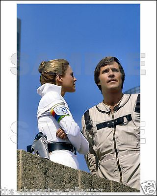 BUCK ROGERS IN THE 25TH CENTURY 8X10 Photo 24 ERIN GRAY & GIL GERARD