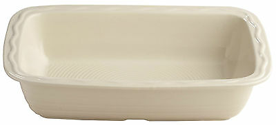 Mason Cash 31cm Rectangular Pie Dish Deep Oven Baking Stoneware Pan Vented Base