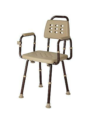 Medline Shower Chairs with Microban Antimicrobial  2 PK