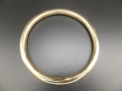 "Heavy Duty [3"" I/D] CAST Solid Cast Brass O Ring"