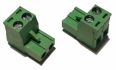 RAMPS Power Connector - Heavy Duty 12A - 2 Way, 5.08mm Pitch - RepRap 3D Printer