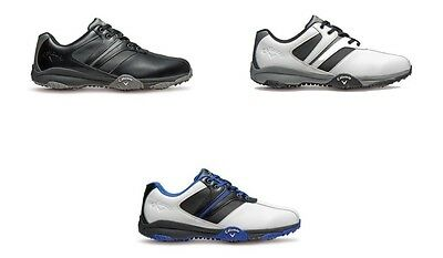 Callaway Chev Comfort Spikeless Waterproof Golf Shoes (Various Colours & Sizes)