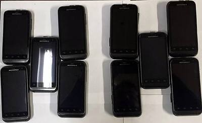Lot of 10 Motorola XT556 Defy Android Smartphone Touchscreen (U.S. Cellular)