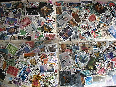 USA colossal mixture (duplicates,mixed cond) 4000 old,new,51% commems,49% defins