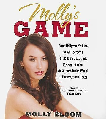 Molly's Game : From Hollywood's Elite to Wall Street's Billionaire Boys Club,...