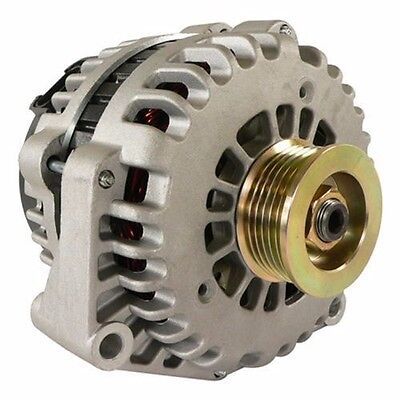 High Output 300 Amp NEW One Single Wire Self Exciting Alternator Fits Escalade
