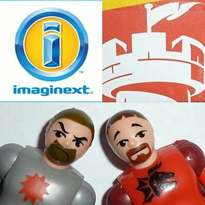New Fisher Price Imaginext Eagle Talon & Lions Den Castle Replacement Parts