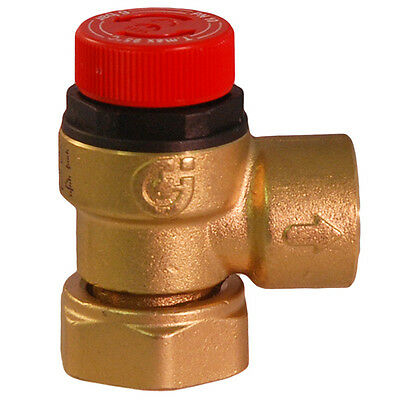 Range 6 Bar Pressure Relief Loose Nut Connection Suitable for TS201