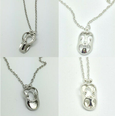 925 Silver Plt Loving Family, Parent & Child Mother Pendant Necklace Ladies Gift