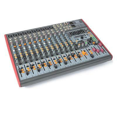 Power Dynmaics Pdm-S1603 Bühne Live Stage 16 Kanal Mischpult Studio Mixer Usb