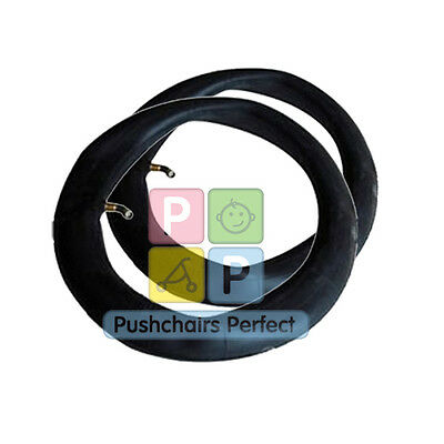 2 x Mountain buggy urban pushchair inner tube, angled valve, double buggy tubes