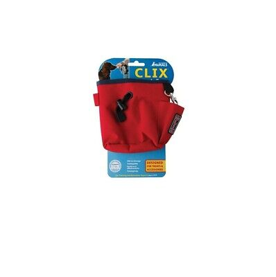 Treat Bag Pro Train for Dogs - Magnetic & drawstring closure - Water resilient