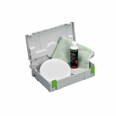 Festool Poliersystainer MP A8000/PS-F-OCS/Microfasertuch 495334