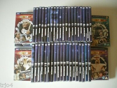 Dr Doctor Who - BBC DVD FILES - Numbers 37 - 71
