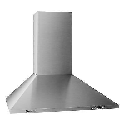 60cm COOKER HOOD CHIMNEY EXTRACTOR FAN STAINLESS STEEL* FREE P&P SPECIAL OFFER