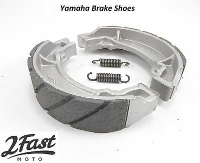 Water Grooved Brake Shoe Shoes Yamaha Rear IT125 IT175 IT 125 175 Dual Purpose