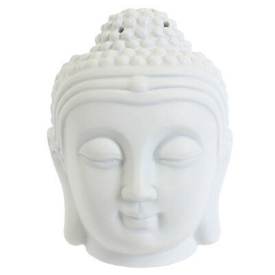 buddha oil heat warmer scented fragrance melt burner yankee village gift candle