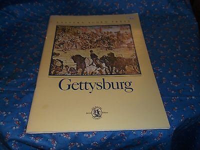 s. Booklet Gettysburg Eastern Acorn Press 52 Pages 1981 Articles Pictures