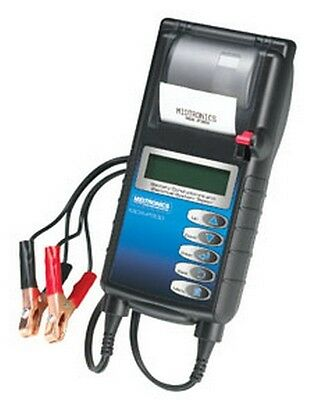 Starting/Charging Battery Tester with Printer MDT-MDX-P300 Brand New!
