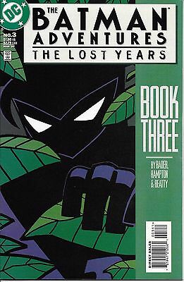 The Batman Adventures: The Lost Years #3 (Mar 1998, DC)  FINE