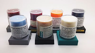 Dental Schuller Germany Lab Wax - All cone types