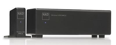 Nad Dac2 Dac 2 Convertitore Digital Analogico D/a Usb  Wireless Nuovo Garanzia