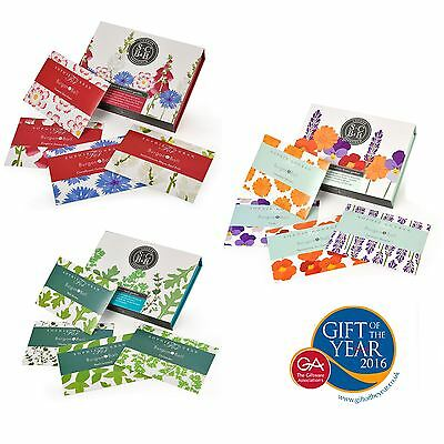 Sophie Conran Seed Seeds Collection Edible Wildflowers Herbs Garden Mum Gift