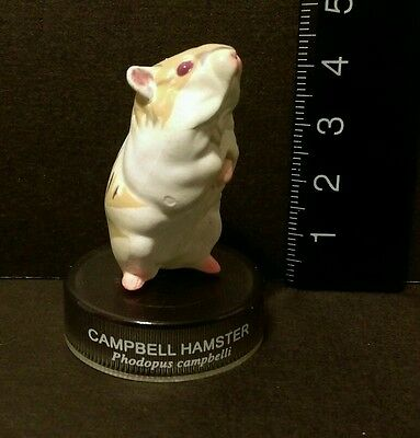 Kaiyodo Hamster's Lunch Part 1.5 Campbell Hamster Figure C Cute!!