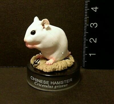 Kaiyodo Hamster's Lunch Part 1 Chinese Hamster Figure B Cute!!