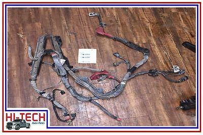 2011 Ford F250 Super Duty Battery Cable Wire Harness 6.7L Bc3T14B060Ca Diesel