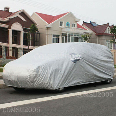 Water Resistant Breathable 4x4 SUV Car Cover Universal Fit Full Protection CCSUV