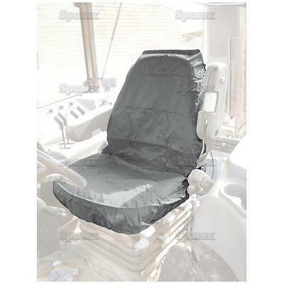 New Genuine Sparex Universal Fit Tractor Seat Cover Grey Long Part# S.71831