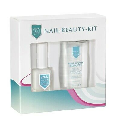 MICRO CELL 2000 Nail- Beauty Kit (Nail Repair 12ml + Remover 50 ml)  2 Produkte