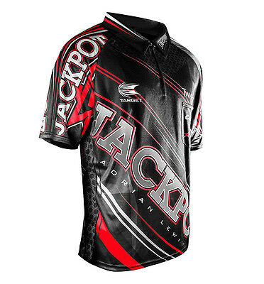 New for 2016/17 Target COOL PLAY Adrian Lewis Authentic Replica Shirt