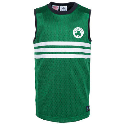 Boston Celtics adidas NBA Basketball Trikot Kinder Wendetrikot Jersey S29768 neu
