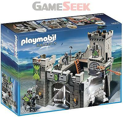 Playmobil Wolf Knights Castle - Dolls And Playsets Playmobil Brand New
