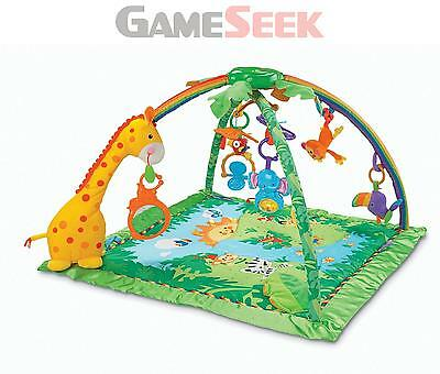 Fisher Price Rainforest Gym - Toys Brand New Free Delivery