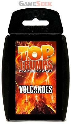 Top Trumps Volcanoes - Toys Brand New Free Delivery
