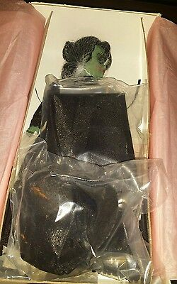 """Madame Alexander HALLOWEEN WICKED WITCH WEST 42400  10"""" Wizard of Oz Collection"""