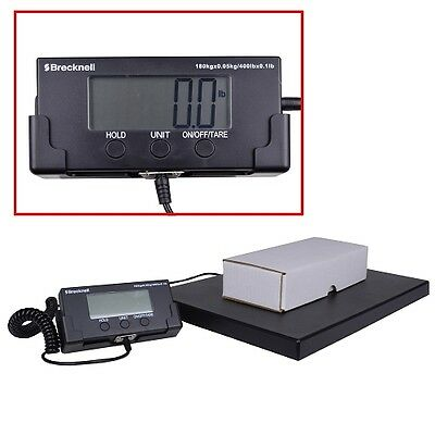 Brecknell Postal & Parcel Shipping Scale up to 400lbs Brand New