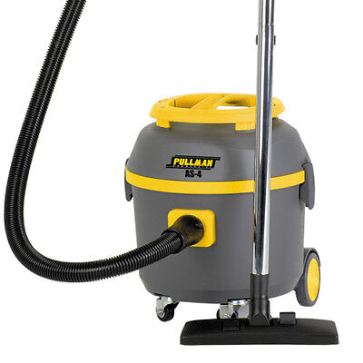 Pullman AS4 Compact Commercial Vacuum Cleaner & Accessories