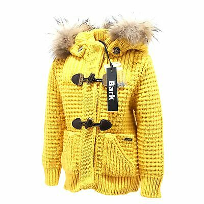 2764M montgomery bimba BARK lana cappotto jackets coats kids girls