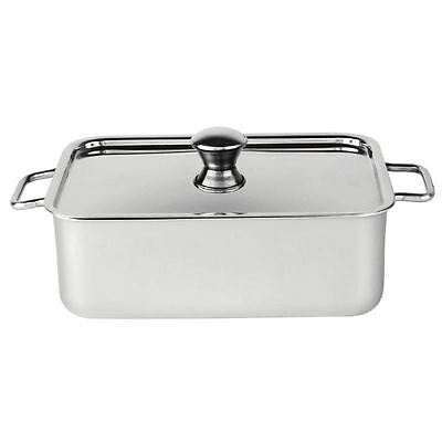 Mini Roasting Pan Stainless Steel 150x110mm Cookware Kitchen Catering