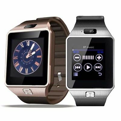 DZ09 Bluetooth Smart Watch GSM SIM Card & Camera For IOS iPhone & Android Phone